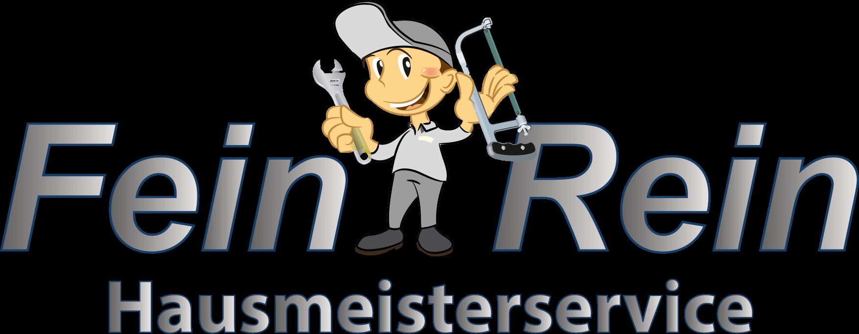Fein & Rein Hausmeisterservice Logo