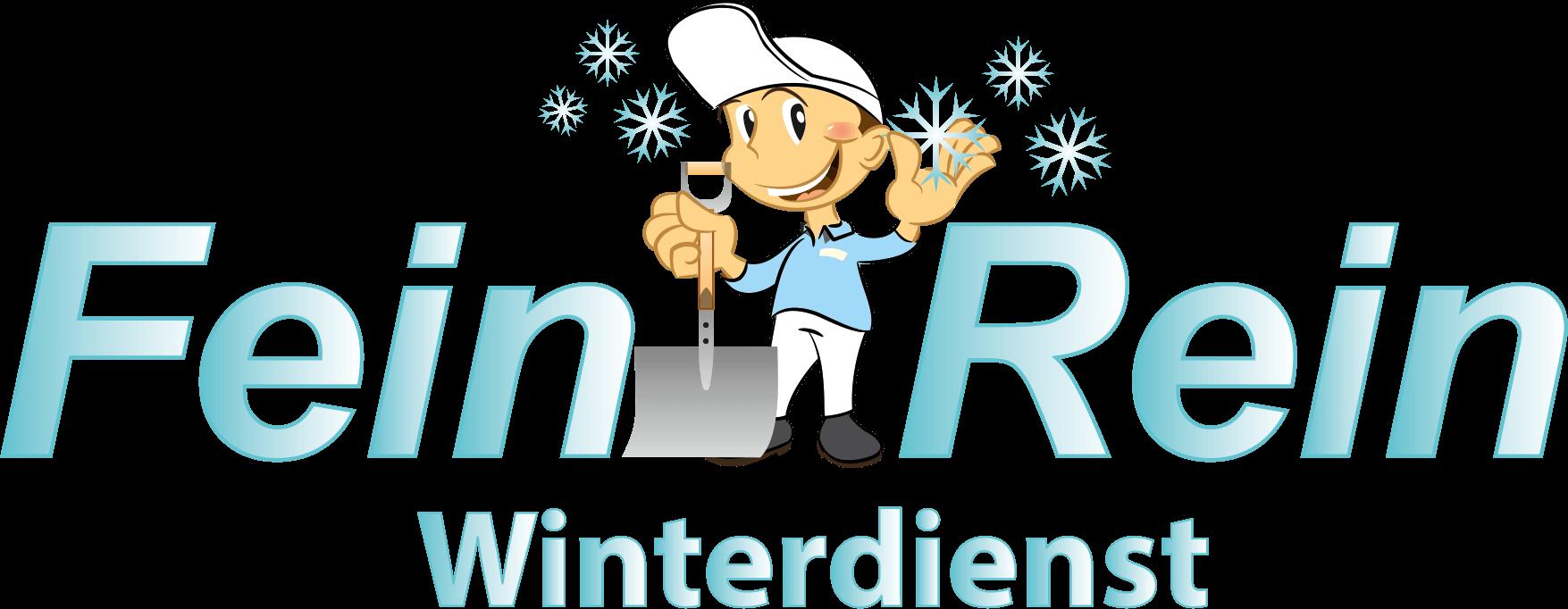 Fein & Rein Winterdienst Logo