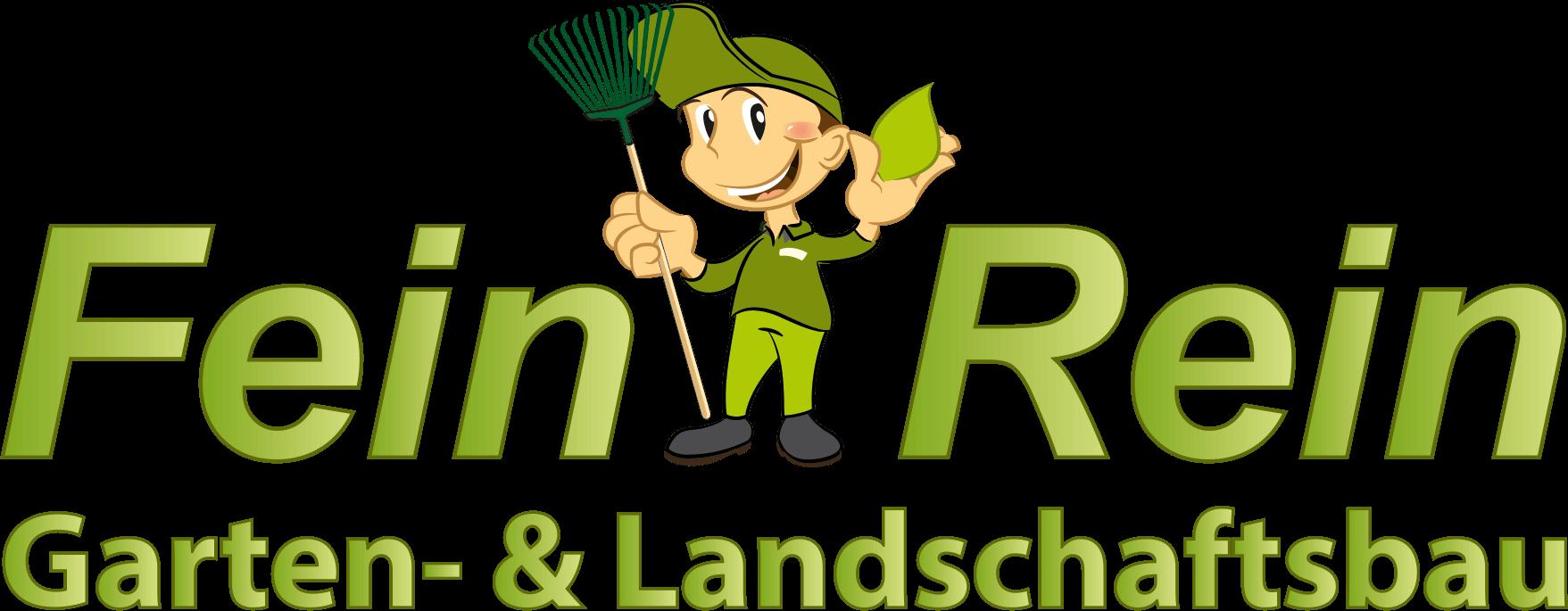 Fein & Rein Garten- und Landschaftsbau Logo