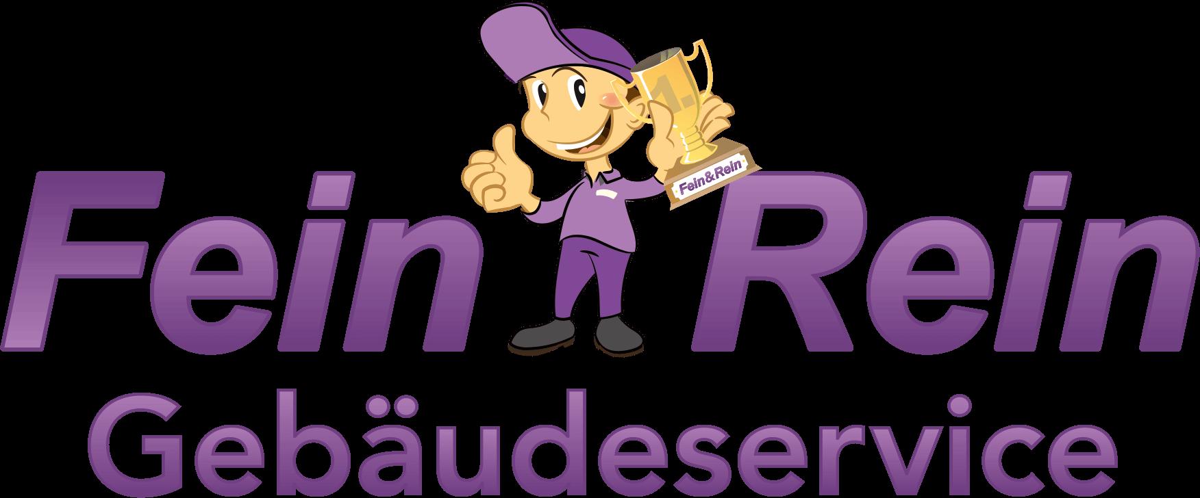 Fein & Rein Gebäudeservice Logo