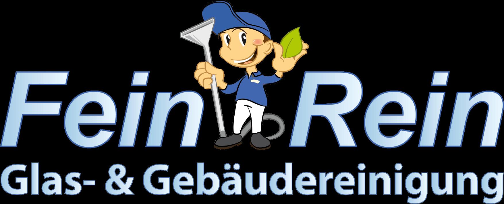 Fein & Rein Glas- und Gebäudeservice Logo