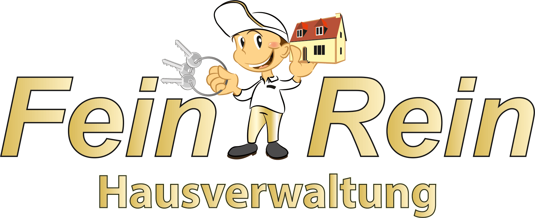 Fein & Rein Hausverwaltung Logo