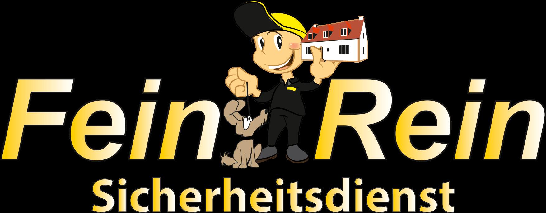 Fein & Rein Sicherheitsdienst Logo